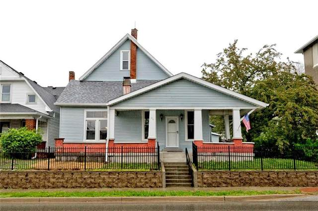 26 E Main Street, New Palestine, IN 46163 (MLS #21785392) :: Mike Price Realty Team - RE/MAX Centerstone