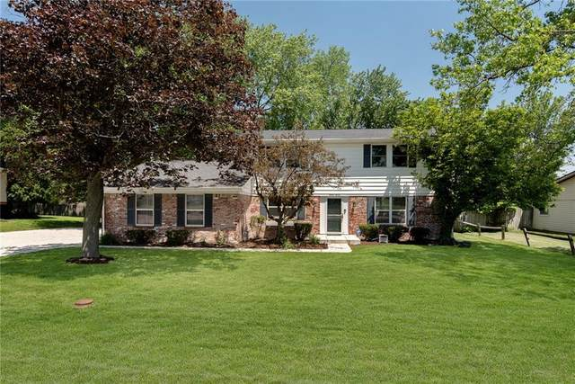 760 E City Center Drive, Carmel, IN 46032 (MLS #21785394) :: Keller & Corbett Real Estate