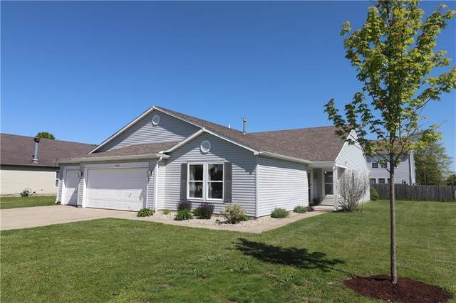 1432 White Birch Lane, Greenfield, IN 46140 (MLS #21785395) :: Mike Price Realty Team - RE/MAX Centerstone