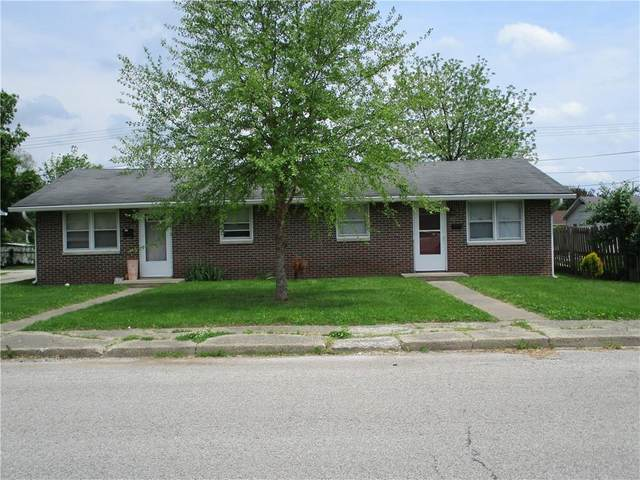 459 - 469 S Colfax Street, Martinsville, IN 46151 (MLS #21785406) :: RE/MAX Legacy