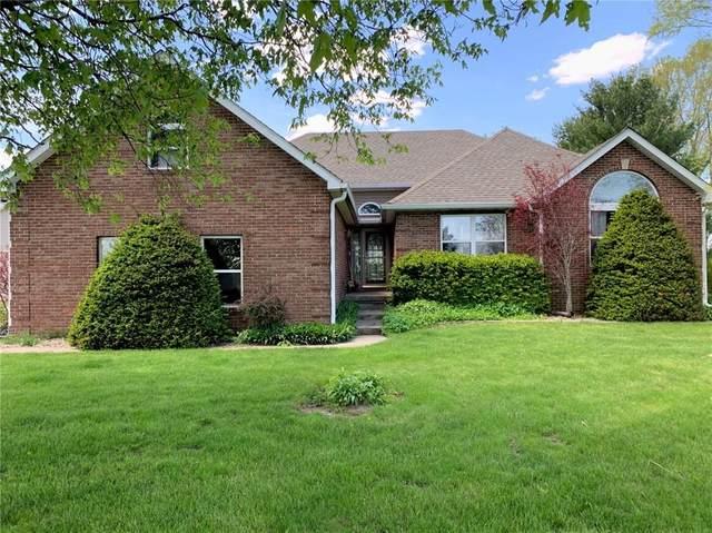 7921 N 450 E, Crawfordsville, IN 47933 (MLS #21785434) :: The ORR Home Selling Team
