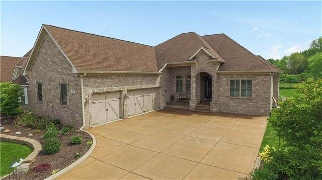 6039 Royal Gate Court, Indianapolis, IN 46237 (MLS #21785435) :: Mike Price Realty Team - RE/MAX Centerstone