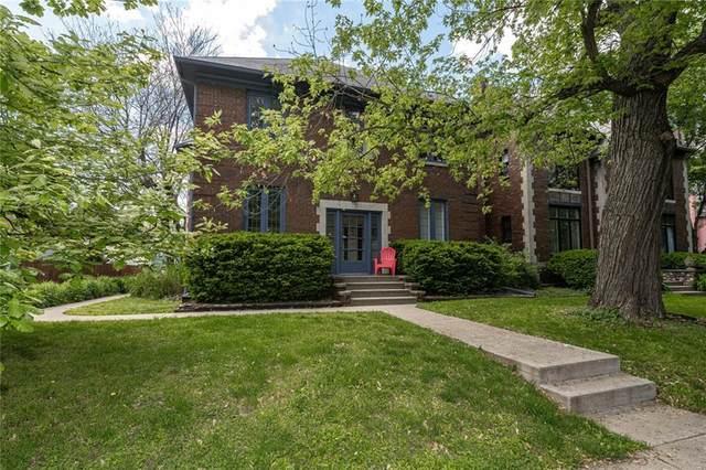 1404 Broadway Street B, Indianapolis, IN 46202 (MLS #21785447) :: Heard Real Estate Team | eXp Realty, LLC