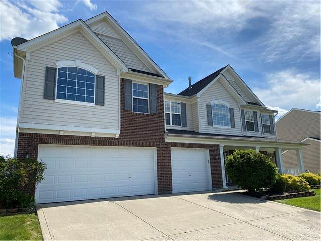 10853 Green Meadow Place, Indianapolis, IN 46229 (MLS #21785450) :: HergGroup Indianapolis