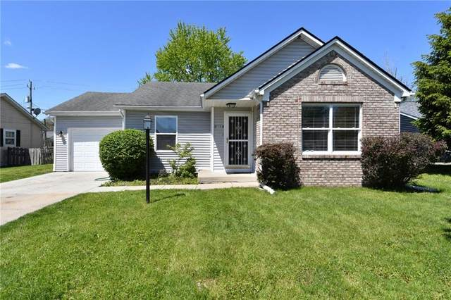 2450 Ralston Avenue, Indianapolis, IN 46218 (MLS #21785453) :: The ORR Home Selling Team
