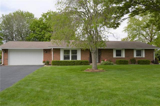1240 Hillview Drive, Franklin, IN 46131 (MLS #21785471) :: Pennington Realty Team
