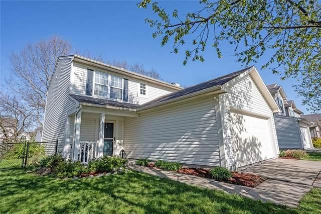 6052 Draycott Drive, Indianapolis, IN 46236 (MLS #21785479) :: Keller & Corbett Real Estate