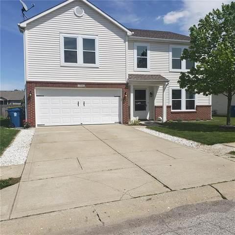 3509 Brandenburg Boulevard, Indianapolis, IN 46239 (MLS #21785485) :: The ORR Home Selling Team