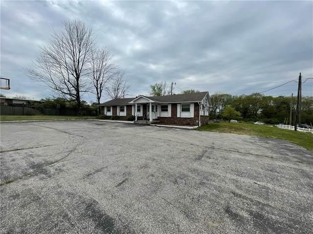 1240 N Jackson Street, Greencastle, IN 46135 (MLS #21785487) :: Heard Real Estate Team | eXp Realty, LLC