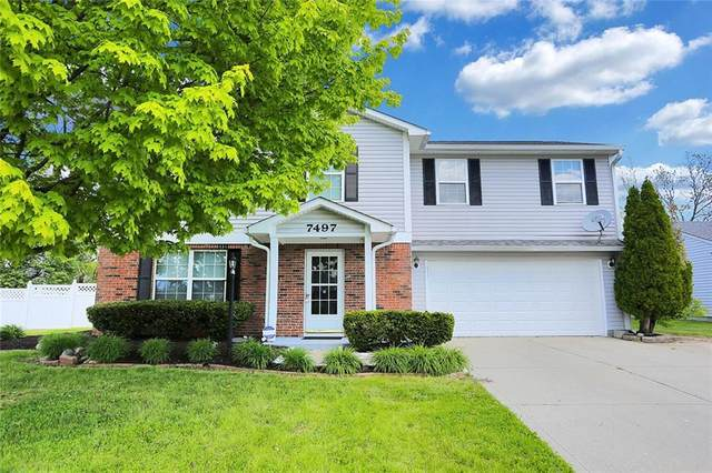 7497 Grandview Drive, Avon, IN 46123 (MLS #21785488) :: HergGroup Indianapolis