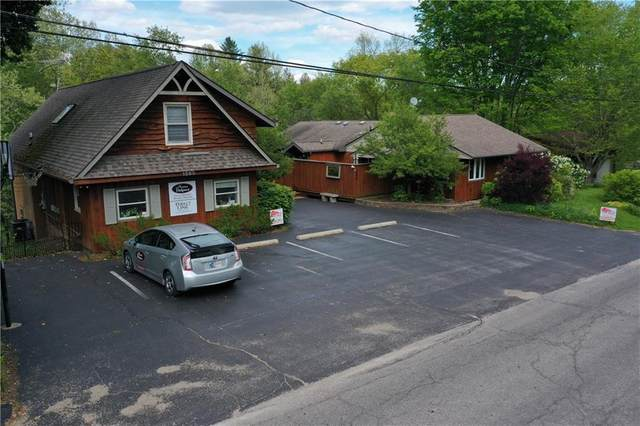 1280 & 1284 Old State Road 46, Nashville, IN 47448 (MLS #21785493) :: The ORR Home Selling Team