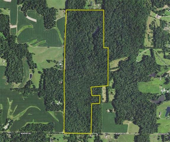 0 Anderson Rd., Bowling Green, IN 47833 (MLS #21785503) :: Pennington Realty Team