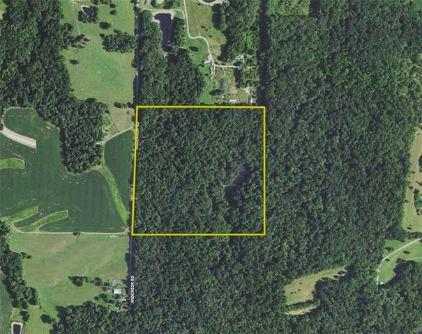 1 Anderson Rd., Bowling Green, IN 47833 (MLS #21785509) :: Pennington Realty Team