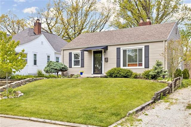 2614 E 58th Street, Indianapolis, IN 46220 (MLS #21785510) :: Heard Real Estate Team | eXp Realty, LLC