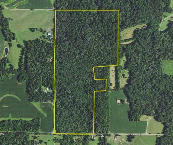 2 Anderson Rd., Bowling Green, IN 47833 (MLS #21785514) :: Pennington Realty Team