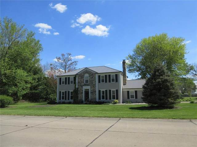 3311 Beechwood Lane, Anderson, IN 46011 (MLS #21785518) :: HergGroup Indianapolis