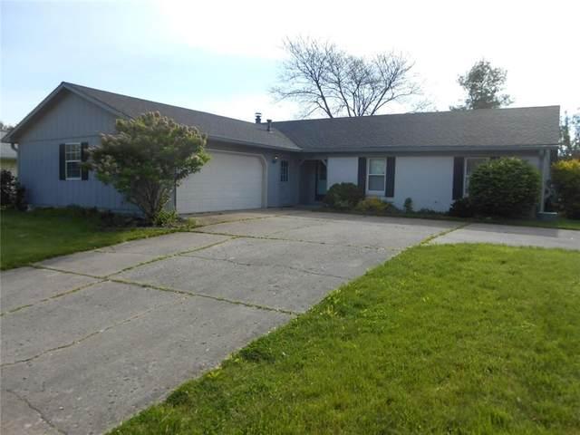 8311 Culpeper Drive, Indianapolis, IN 46227 (MLS #21785520) :: Heard Real Estate Team | eXp Realty, LLC