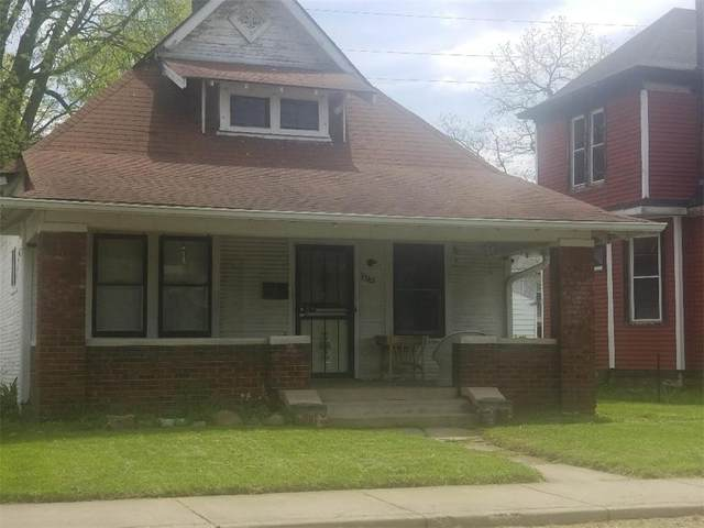 3345 N Graceland Avenue, Indianapolis, IN 46208 (MLS #21785527) :: Mike Price Realty Team - RE/MAX Centerstone