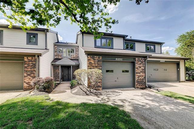 8191 Nekton Lane, Indianapolis, IN 46236 (MLS #21785528) :: The ORR Home Selling Team