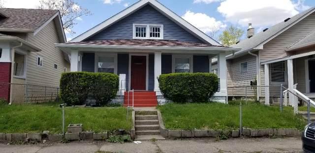 1010 Churchman Avenue, Indianapolis, IN 46203 (MLS #21785545) :: Anthony Robinson & AMR Real Estate Group LLC