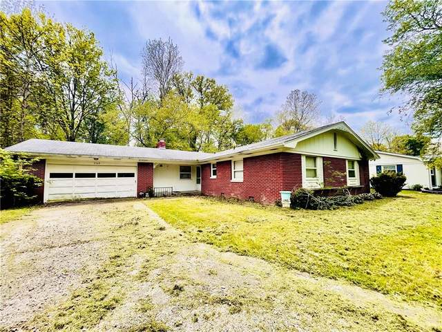 3349 Catalpa Avenue, Indianapolis, IN 46228 (MLS #21785558) :: The ORR Home Selling Team