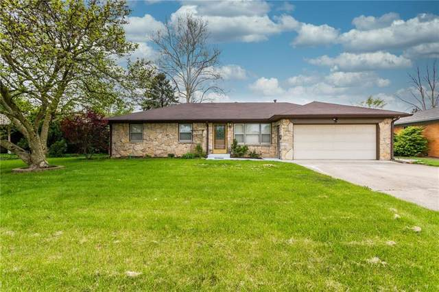 428 Lawndale Drive, Plainfield, IN 46168 (MLS #21785560) :: HergGroup Indianapolis