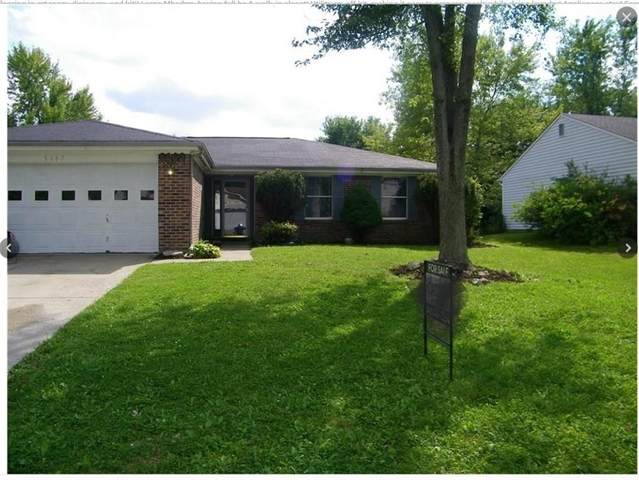 5687 Dobbs Ferry Drive, Indianapolis, IN 46254 (MLS #21785562) :: The ORR Home Selling Team