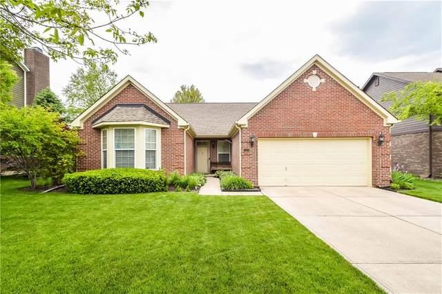 4488 Diamond Ridge, Greenwood, IN 46143 (MLS #21785573) :: HergGroup Indianapolis