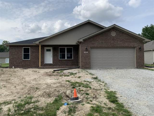 600 E Main Street Circle, Crothersville, IN 47229 (MLS #21785599) :: Mike Price Realty Team - RE/MAX Centerstone