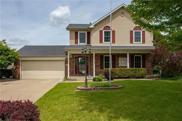 765 Hummingbird Lane, Whiteland, IN 46184 (MLS #21785603) :: Ferris Property Group