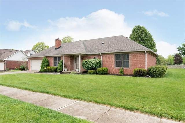 6326 Romeo Drive, Avon, IN 46123 (MLS #21785605) :: Heard Real Estate Team | eXp Realty, LLC