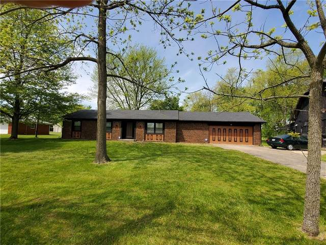 1076 S County Road 1050 Road E, Indianapolis, IN 46231 (MLS #21785608) :: The Indy Property Source
