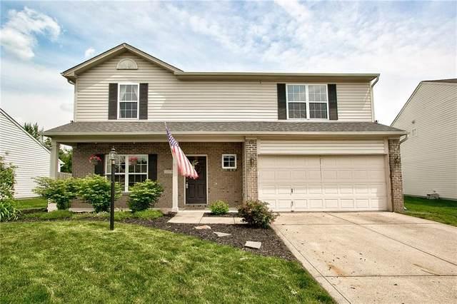 12236 Outside Trail Court, Noblesville, IN 46060 (MLS #21785616) :: Keller & Corbett Real Estate