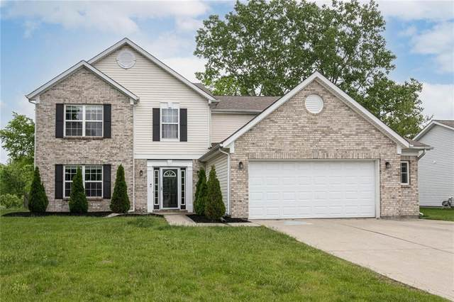 8545 Walden Trace Court, Indianapolis, IN 46278 (MLS #21785631) :: Mike Price Realty Team - RE/MAX Centerstone