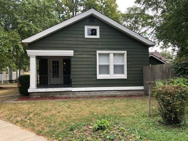 803 E 28th Street, Indianapolis, IN 46205 (MLS #21785636) :: HergGroup Indianapolis