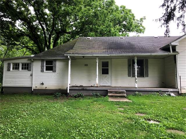 405 W State Road 42, Mooresville, IN 46158 (MLS #21785642) :: Mike Price Realty Team - RE/MAX Centerstone