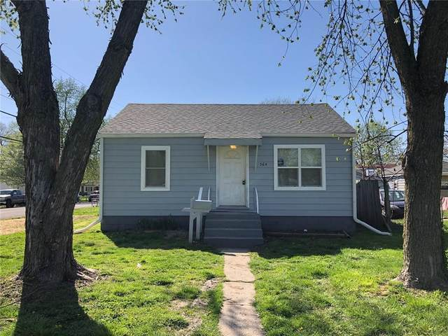 564 S Bosart Avenue, Indianapolis, IN 46219 (MLS #21785665) :: Mike Price Realty Team - RE/MAX Centerstone