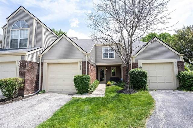 9493 Aberdare Drive, Indianapolis, IN 46250 (MLS #21785675) :: RE/MAX Legacy