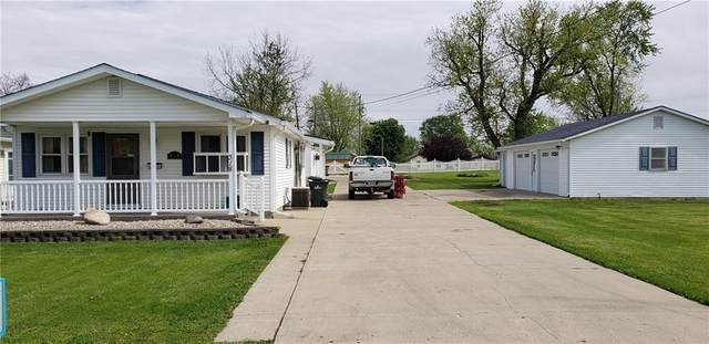 318 W 3rd Street, Greensburg, IN 47240 (MLS #21785694) :: Mike Price Realty Team - RE/MAX Centerstone