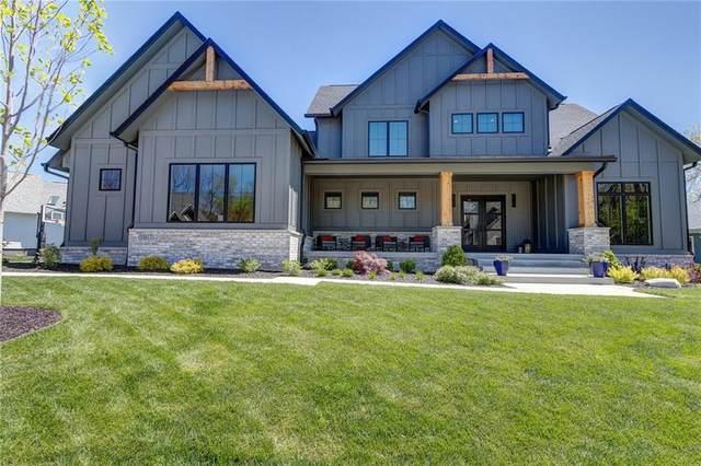 15417 Spring Winds Drive, Carmel, IN 46033 (MLS #21785698) :: Dean Wagner Realtors