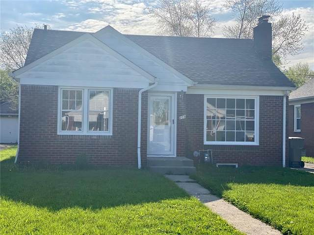 1209 N Downey Avenue, Indianapolis, IN 46219 (MLS #21785699) :: HergGroup Indianapolis