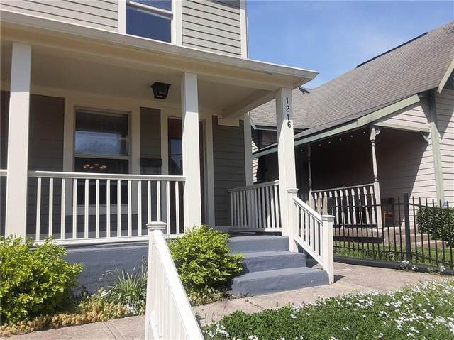 1216 E Vermont Street, Indianapolis, IN 46202 (MLS #21785732) :: HergGroup Indianapolis