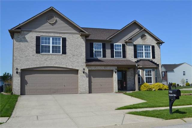 7702 Tuscarora Place, Indianapolis, IN 46217 (MLS #21785736) :: Mike Price Realty Team - RE/MAX Centerstone