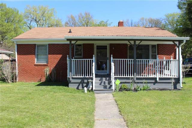 1912 W 61st Street, Indianapolis, IN 46228 (MLS #21785740) :: HergGroup Indianapolis