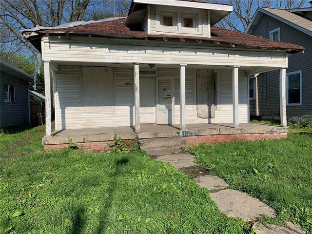 1032 King Avenue, Indianapolis, IN 46222 (MLS #21785745) :: RE/MAX Legacy