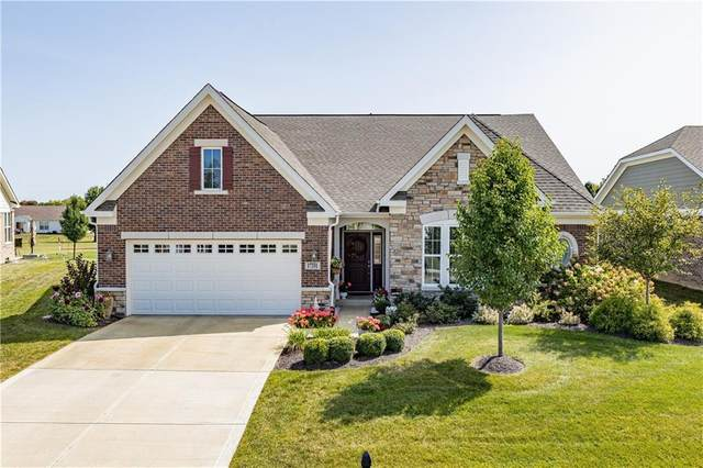 17331 Wetherington Drive, Westfield, IN 46074 (MLS #21785756) :: Mike Price Realty Team - RE/MAX Centerstone