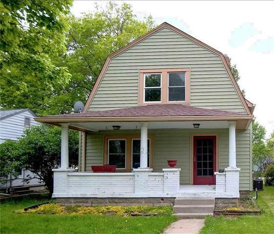 122 S 5TH Avenue, Beech Grove, IN 46107 (MLS #21785761) :: Keller & Corbett Real Estate