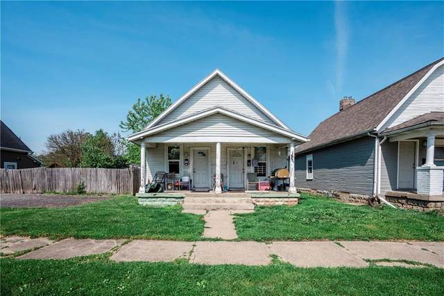 510 S Holmes Avenue, Indianapolis, IN 46222 (MLS #21785815) :: Anthony Robinson & AMR Real Estate Group LLC