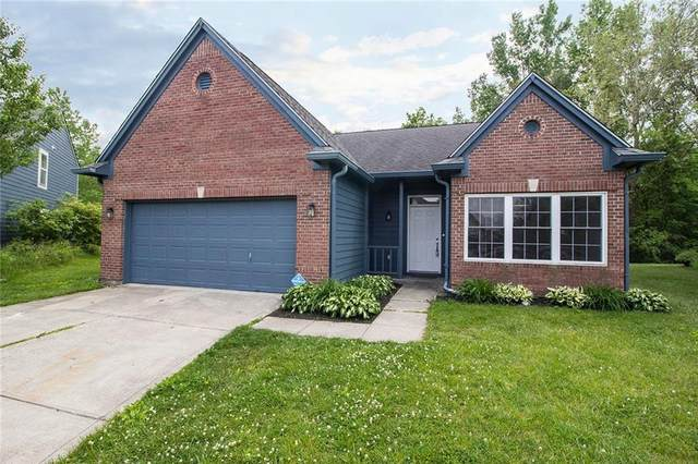 6642 Meadowgreen Drive, Indianapolis, IN 46236 (MLS #21785832) :: Mike Price Realty Team - RE/MAX Centerstone