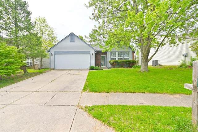 6011 Tybalt Circle, Indianapolis, IN 46254 (MLS #21785846) :: Mike Price Realty Team - RE/MAX Centerstone